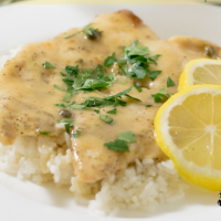 Gluten-Free Chicken Picatta by Gluten Free Miami YES
