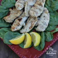 Lemon-Garlic-Chicken-My Gluten Free Kitchen YES