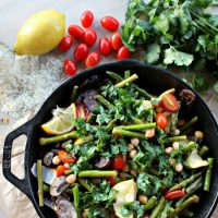 Lemon-Roasted-Vegetables-over-Rice-@vegetarianmamma.com-glutenfree-vegan-castiron YES