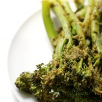 Roasted-Broccolini-with-Lemon-Garlic-Herb-Sauce-3 YES