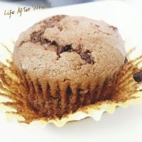 Chocolate Zucchini Blender Muffins by There is LIfe After Wheat