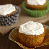 Gluten Free Carrot Zucchini Muffins by Flippin Delish