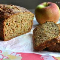 Zucchini Apple Bread Muffins by Allergy Free Alaska