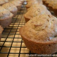 Zucchini-Muffins by Gluten Free Homemaker