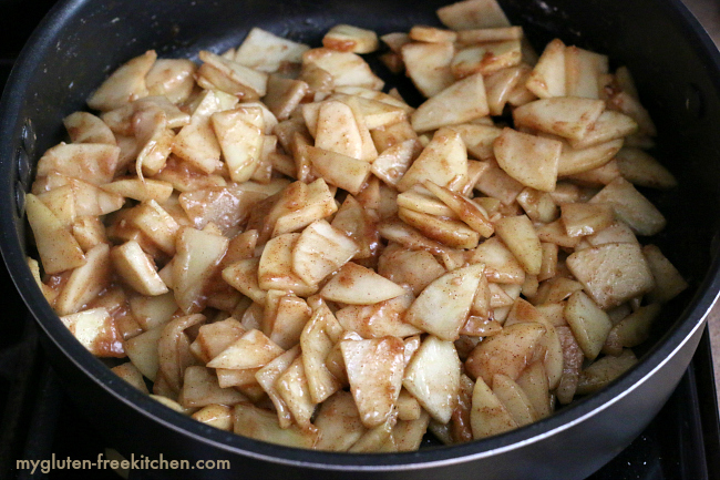 Gluten-free Apple Pie Filling