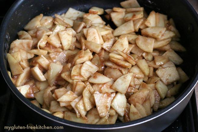 Gluten-free Apple Pie Filling