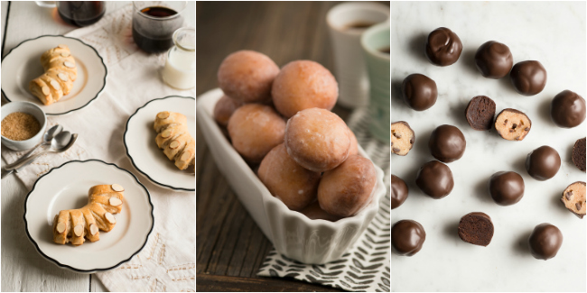 Gluten-free Sweets recipes I want to try from Gluten-free Small Bites Cookbook