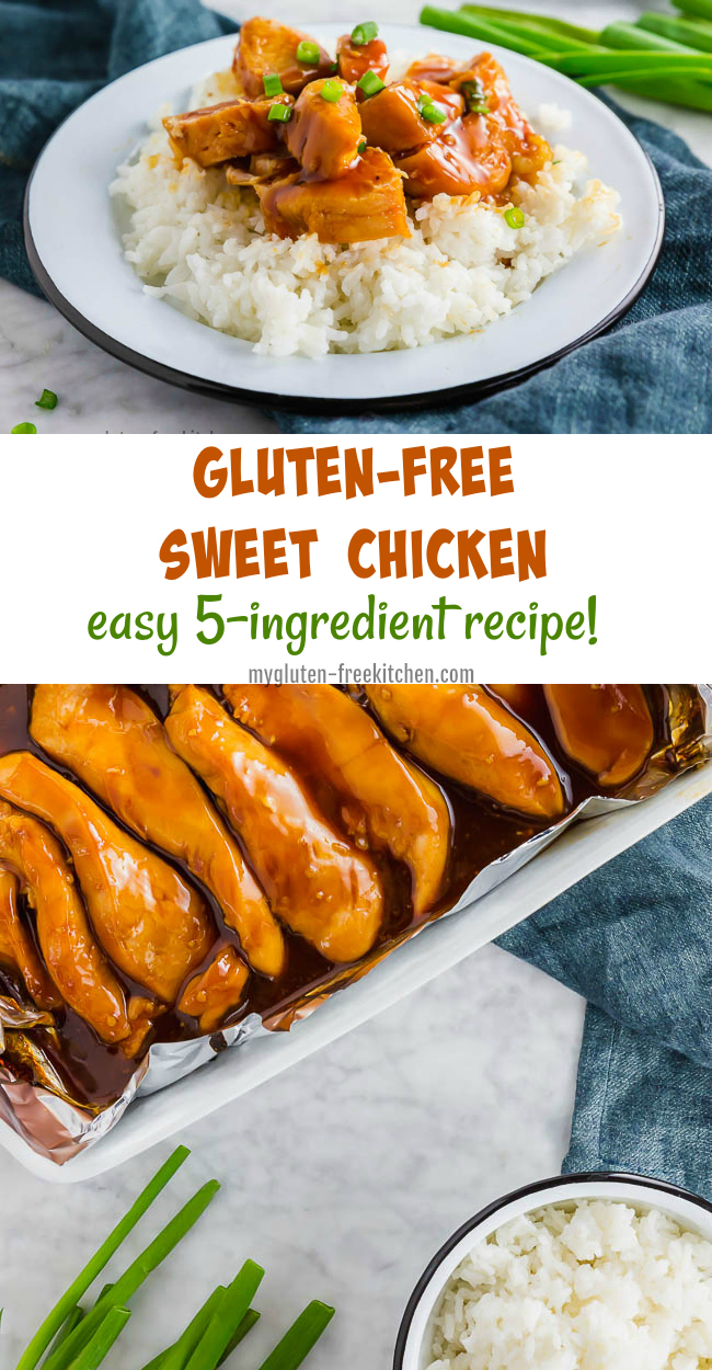 Easy Gluten-free Sweet Chicken Recipe