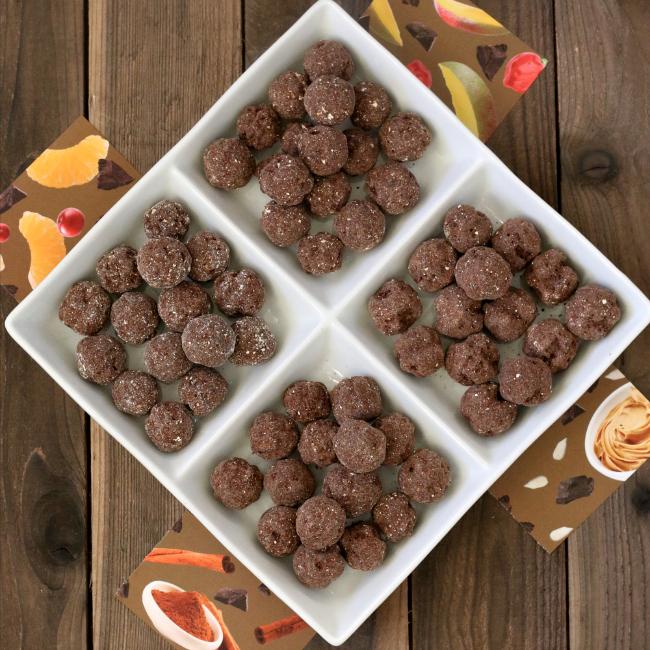 ProBurst Bites Gluten-free Top 8 free snack