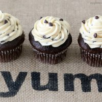 Gluten-free Chocolate Cupcakes with Chocolate Chip Buttercream Frosting recipe