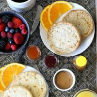New Product: Udi's Gluten-free English Muffins