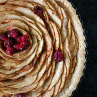 Gluten-free Apple Pear Tart