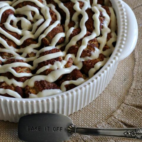 Gluten-free Pull-Apart Cinnamon Rolls