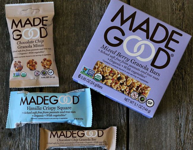 Made Good products