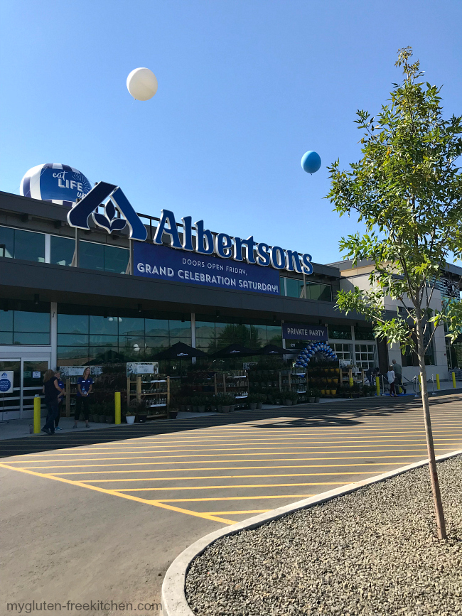 Albertsons on Broadway grand opening