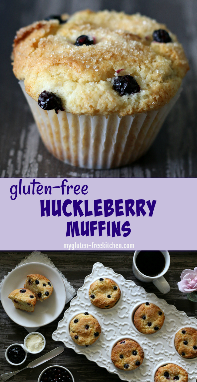 Best Gluten-free Huckleberry Muffin Recipe