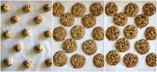 Making Gluten-free Nut-free Cowboy Cookies