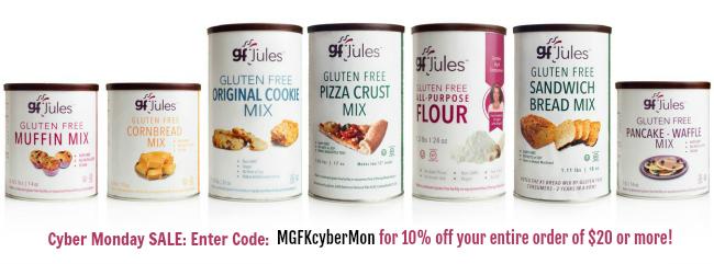 GFJules Cyber Monday sale 2018