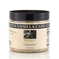 Vanilla Cane Sugar 1 lb Jar