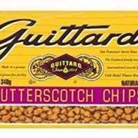 Guittard Butterscotch Chips, 12 Ounce -- 12 per case.