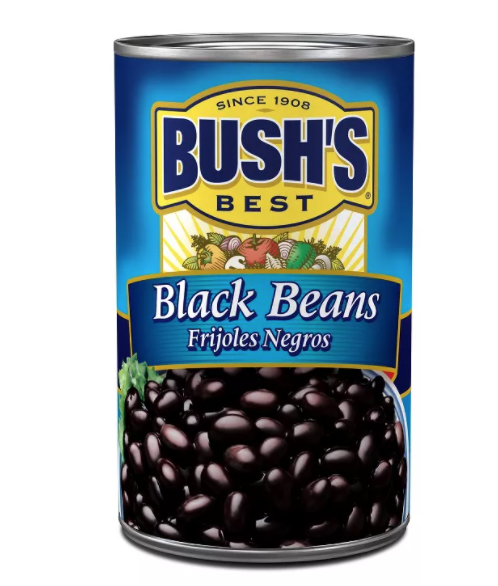 Bush's Black Beans - 15oz