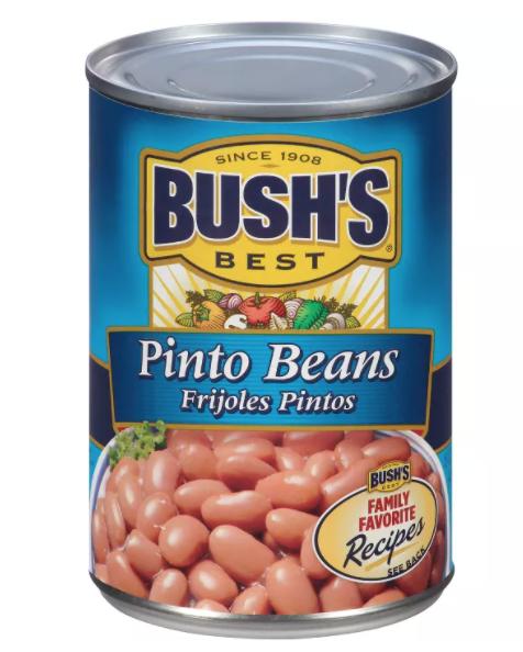 Bush's Pinto Beans - 16oz