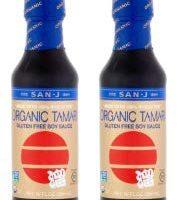San-J Organic Gluten Free Soy Sauce Tamari -- 10 fl oz - 2 pc