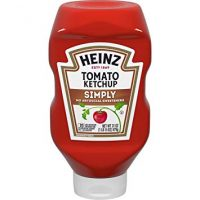 Heinz Simply Tomato Ketchup (31 oz Bottle)