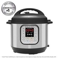 Instant Pot 6 Qt Programmable Pressure Cooker at Amazon