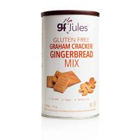 gfJules Gluten Free Graham Cracker Mix