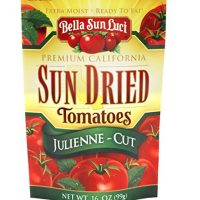 Bella Sun Luci Sun Dried Tomatoes Julienne Cut