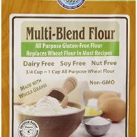 Authentic Foods Multi Blend GF Flour - 3 Pounds