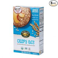 Nature'sPath Crispy Rice Cereal, Gluten-Free, 10.6 Ounce Box (Pack of 6)