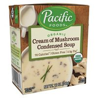 Pacific Foods Organic Cream of Mushroom Condensed Soup, 12oz