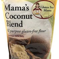 Gluten Free Mama: Coconut Blend All-Purpose Gluten-free Flour - 4lb Bag