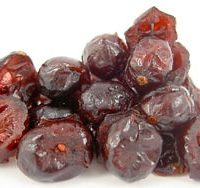 Natural Dried Cranberries (Juice Infused)