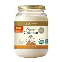 Spectrum Organic Refined Coconut Oil, 29 Ounce