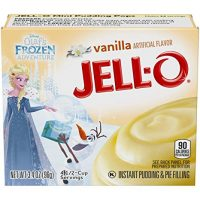 JELL-O Vanilla Instant Pudding and Pie Filling, 3.4 oz