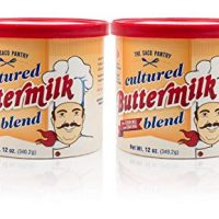 SACO Cultured Buttermilk Blend, for Cooking and Baking, Gluten-Free, Nut-Free, 12oz, Pack of 2