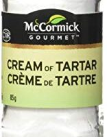 McCormick Gourmet All Natural Cream Of Tartar, 2.62 oz