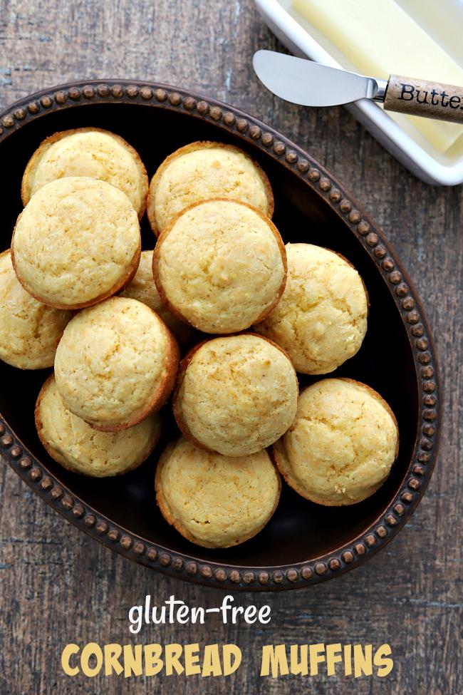 Best Gluten-free Cornbread Muffins Recipe